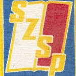 Plakietka SZSP
