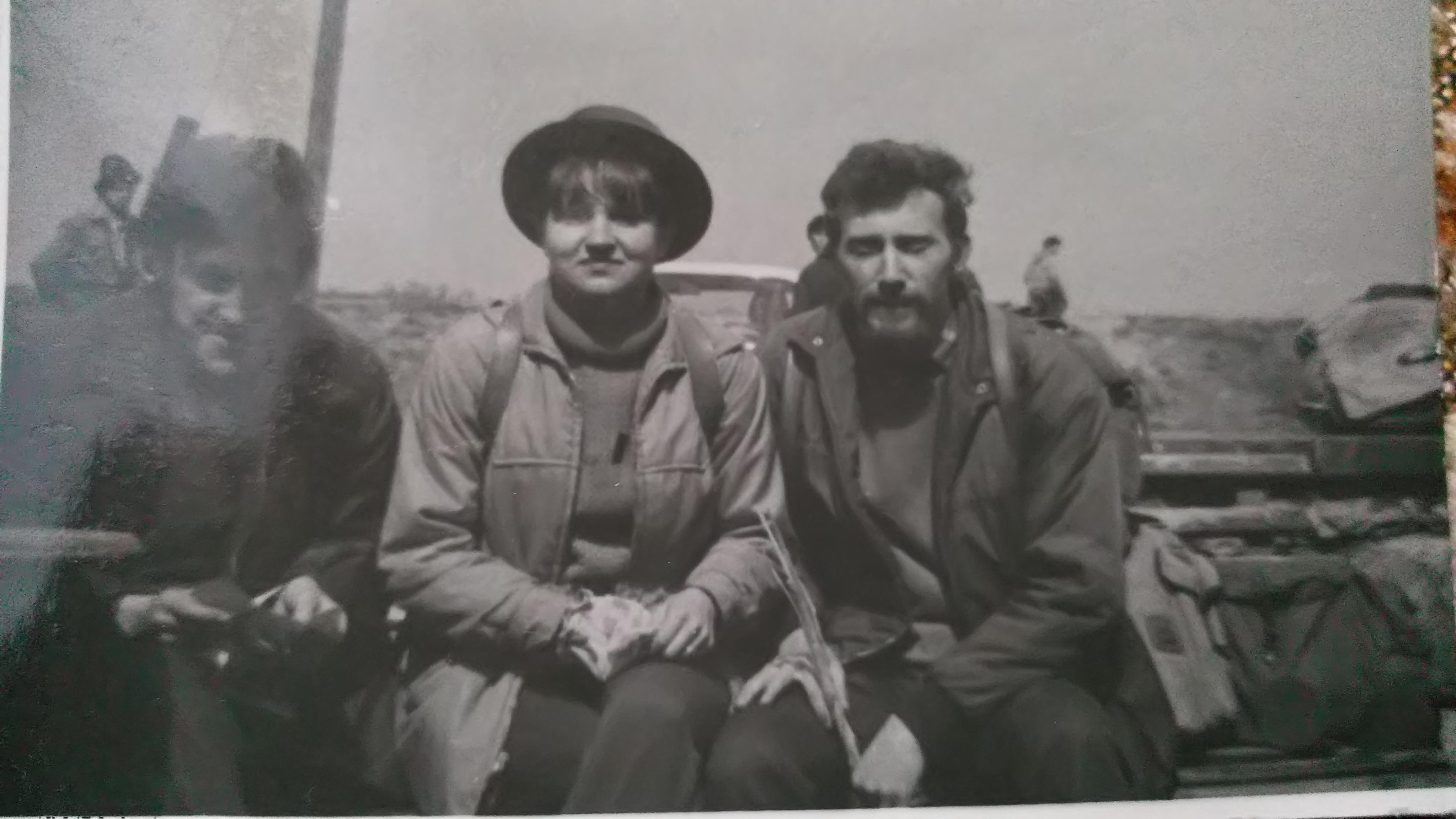 Krysia i Sławek